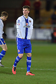 15/03/2016 Sky Bet League 1 Fleetwood Town v Walsall<br /> Paul Downing
