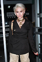 NEW YORK, NY - NOVEMBER 7: Agnez Mo seen at AOL's Build Series promoting  her new single and music video Long As I Get Paid in New York City on November 7, 2017. Credit: RW/MediaPunch
