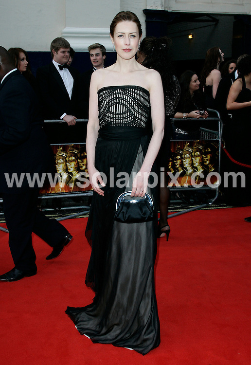 **ALL ROUND PICTURES FROM SOLARPIX.COM**                                             **WORLDWIDE SYNDICATION RIGHTS**                                                                                  Caption: arrivals at the Laurence Olivier Awards at the Theatre Royal Drury Lane, London, UK. Sunday 13 March 2010                              This pic: Gina McKee                                                                 JOB REF: 12959 LNJ       DATE: 13_03_2011                                                           **MUST CREDIT SOLARPIX.COM OR DOUBLE FEE WILL BE CHARGED**                                                                      **MUST AGREE FEE BEFORE ONLINE USAGE**                               **CALL US ON: +34 952 811 768 or LOW RATE FROM UK 0844 617 7637**