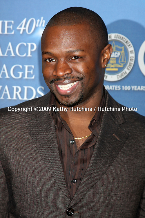 Sean Patrick Thomas  arriving at the NAACP Luncheon  at the Beverly Hills Hotel in Beverly Hills, CA on .February 7, 2009.©2009 Kathy Hutchins / Hutchins Photo..