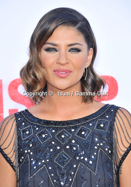 Jessica Szohr 159 arriving at The Internship Premiere at the Westwood Village Theatre in Los Angeles.