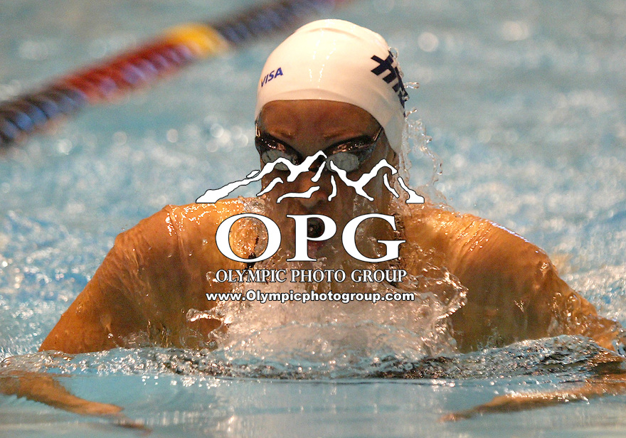 04 December 2009:  Kathryn Hoff from FAST Swim club placed first with a time of 4:01.95 while competing in the 400 Yard IM at the AT&T Short Course National Championships held at the King County Aquatic Center in Federal Way, Washington.