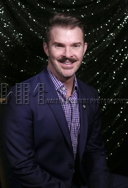 Denis Jones attends the 2017 Tony Awards Meet The Nominees Press Junket at the Sofitel Hotel on May 3, 2017 in New York City.