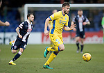 Ross County v St Johnstone&hellip;18.02.17     SPFL    Global Energy Stadium, Dingwall<br />Keith Watson<br />Picture by Graeme Hart.<br />Copyright Perthshire Picture Agency<br />Tel: 01738 623350  Mobile: 07990 594431