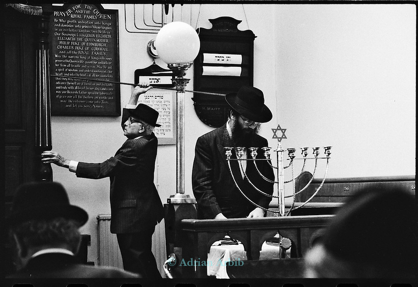Synagogue,   Stamford Hill  North London