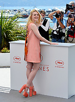 Elle Fanning at the photocall for &quot;How To Talk To Girls At Parties&quot; at the 70th Festival de Cannes, Cannes, France. 21 May 2017<br /> Picture: Paul Smith/Featureflash/SilverHub 0208 004 5359 sales@silverhubmedia.com