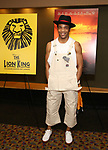 "James Harkness attends the Broadway screening of the Motion Picture Release of ""The Lion King"" at AMC Empire 25 on July 15, 2019 in New York City."