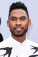 LOS ANGELES, CA - JUNE 30: Miguel attends the 2013 BET Awards at Nokia Theatre L.A. Live on June 30, 2013 in Los Angeles, California. (Photo by Celebrity Monitor)