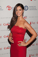 NEW YORK, NY - FEBRUARY 6: Roselyn Sanchez in Tadashi Shoji attends The Heart Truth Red Dress Collection 2013 Fashion Show on February 6, 2013 in New York City. © Diego Corredor/MediaPunch Inc. ... /NortePhoto