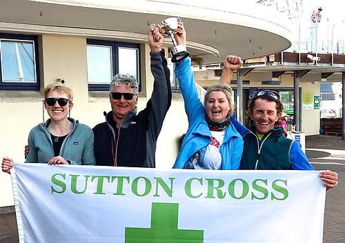 Grainne Costigan, Philip Byrne, Roslyn Byrne and Francis Hand