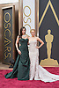 dina Menzel and Kristin Bell<br /> 86TH OSCARS<br /> The Annual Academy Awards at the Dolby Theatre, Hollywood, Los Angeles<br /> Mandatory Photo Credit: &copy;Dias/Newspix International<br /> <br /> **ALL FEES PAYABLE TO: &quot;NEWSPIX INTERNATIONAL&quot;**<br /> <br /> PHOTO CREDIT MANDATORY!!: NEWSPIX INTERNATIONAL(Failure to credit will incur a surcharge of 100% of reproduction fees)<br /> <br /> IMMEDIATE CONFIRMATION OF USAGE REQUIRED:<br /> Newspix International, 31 Chinnery Hill, Bishop's Stortford, ENGLAND CM23 3PS<br /> Tel:+441279 324672  ; Fax: +441279656877<br /> Mobile:  0777568 1153<br /> e-mail: info@newspixinternational.co.uk