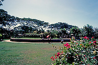 Philippines: Agoo--Imelda Marcos Park. Photo '82.