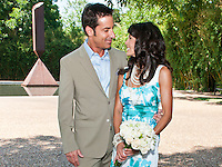 Caplan Wedding at Rothko Chapel