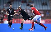 2019 FIH Pro League Mens Hockey Great Britain v New Zealand Jun 23rd