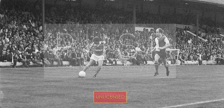 31/07/80 Blackpool v Blackburn Rovers. Anglo Scottish Cup ...© Phill Heywood.