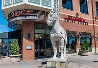 P F Chang's China Bistro, Mall of Georgia, Beuford, Georgia, USA.