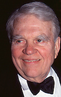 Andy Rooney 1993 by Jonathan Green