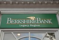 A BerkshireBank branch is pictured in Stockbridge, Massachusetts Wednesday October 2, 2013.