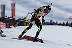 IBU Biathlon World Cup<br /> <br /> Martin Fourcade<br /> <br /> <br /> &copy; Pierre Teyssot<br />  Martin Fourcade