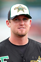 June 24, 2009: Ryan Cook of the South Bend Silver Hawks at the 2009 Midwest League All Star Game at Alliant Energy Field in Clinton, IA.  Photo by: Chris Proctor/Four Seam Images