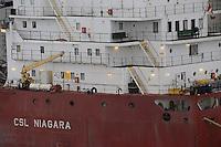 Sarnia Harbour tour