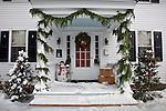 Christmas in Woodstock, VT