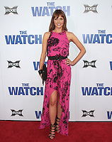 Valerie Azlynn arrives at 'The Watch' Premiere Sponsored by AXE at Grauman's Chinese Theatre on July 23, 2012 in Hollywood, California MPI25 / Mediapunchinc /*NortePhoto.com*<br />