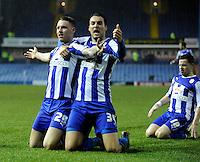 Sheffield Wednesday v Blackpool  1.1.14
