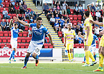 St Johnstone v Hearts 17.09.16