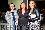 Staff of Ballygarry House Hotel enjoying their Christmas Party in the Rose Hotel on Sunday.<br /> L to r: Marie O'Mahoney, Rachel McLoughlan and Rosie Silles.