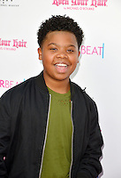 LOS ANGELES, CA - JULY 28: Benjamin Flores Jr. attends the Teen Choice Awards Per-Party at Hyde Sunset on July 28, 2016 in Los Angeles, CA. Credit: Koi Sojer/Snap'N U Photos/MediaPunch