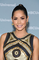 NEW YORK, NY - MAY 14: Carmen Villalobos at the 2018 NBCUniversal Upfront at Rockefeller Center in New York City on May 14, 2018. <br /> CAP/MPI/PAL<br /> &copy;PAL/MPI/Capital Pictures