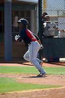 Francisco Mejia - Cleveland Indians 2016 spring training (Bill Mitchell)