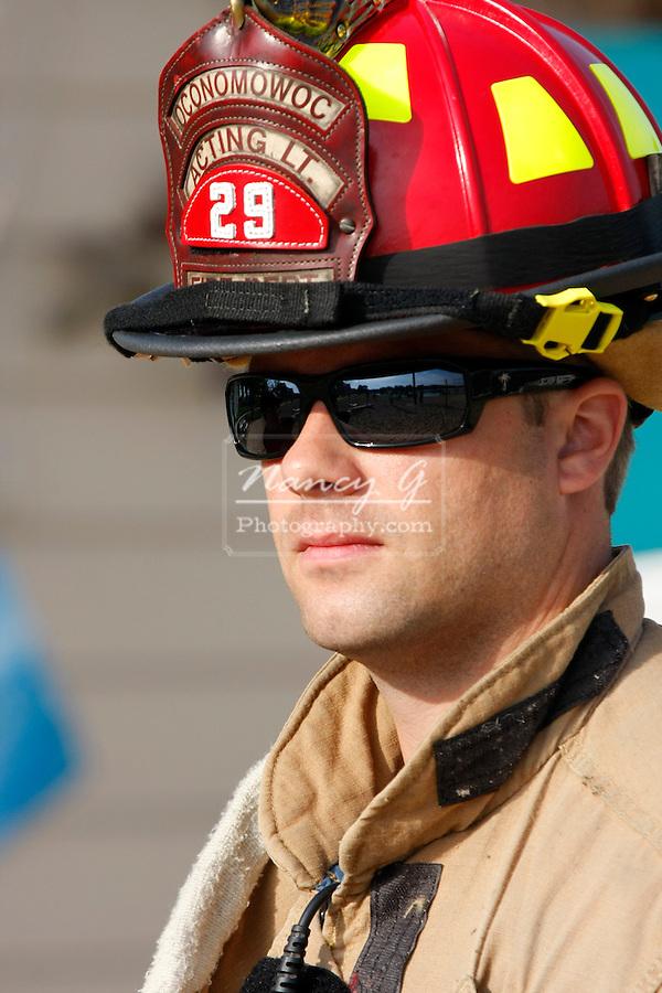 Oconomowoc Fire Department Acting Lieutenant personnel Wisconsin