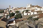 View of Monsaraz, Alto Alentejo, Portugal