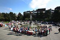 Club Fair 2012
