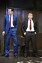 Mojo by Jez Butterworth, directed by Ian Rickson. With  Daniel Mays as Potts, Rupert Grint as Sweets. Opens at The Harold Pinter Theatre  on 13/11/13  pic Geraint Lewis