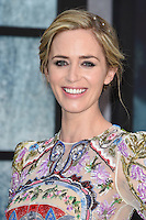 Emily Blunt<br /> at the premiere of &quot;The Girl on the Train&quot;, Odeon Leicester Square, London.<br /> <br /> <br /> &copy;Ash Knotek  D3156  20/09/2016