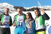 Renzo's Schneeplausch 2016 - Stefan Regez / Nöldi Forrer / Alina Buchschacher / André Roger Weiss