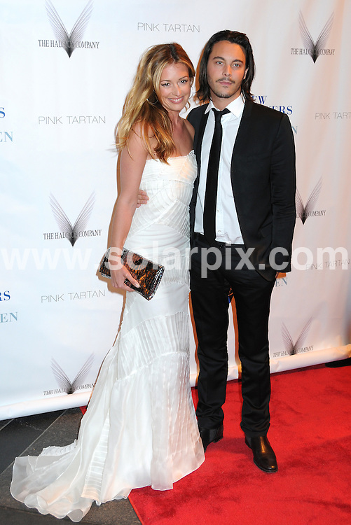 **ALL ROUND PICTURES FROM SOLARPIX.COM**.**SYNDICATION RIGHTS FOR UK, AUSTRALIA, DENMARK, PORTUGAL, S. AFRICA, SPAIN & DUBAI (U.A.E) ONLY**.arrivals for the 6th Annual New Yorkers For Children Spring Dinner Dance. Held at the Time Warner Center, New York City, NY, USA. 15 April 2009..This pic: Cat Deeley and Jack Huston..JOB REF: 8812 PHZ (Mayer)    DATE: 15_04_2009.**MUST CREDIT SOLARPIX.COM OR DOUBLE FEE WILL BE CHARGED**.**ONLINE USAGE FEE GBP 50.00 PER PICTURE - NOTIFICATION OF USAGE TO PHOTO @ SOLARPIX.COM**.**CALL SOLARPIX : +34 952 811 768 or LOW RATE FROM UK 0844 617 7637**