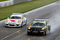 Porsche GT3 Cup Challenge USA<br /> Grand Prix of Alabama<br /> Barber Motorsports Park, Birmingham, AL USA<br /> Sunday 23 April 2017<br /> 78, Roman De Angelis, GT3G, 2014 Porsche 991<br /> World Copyright: Jake Galstad<br /> LAT Images<br /> ref: Digital Image galstad-BARBER-0417-40112