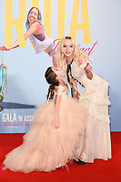 Brooklyn Kimberly Prince &amp; Bria Vinaite at the London Film Festival 2017 screening of &quot;The Florida Project&quot; at Odeon Leicester Square, London, UK. <br /> 13 October  2017<br /> Picture: Steve Vas/Featureflash/SilverHub 0208 004 5359 sales@silverhubmedia.com