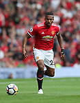 Manchester United's Antonio Valencia in action during the premier league match at Old Trafford Stadium, Manchester. Picture date 13th August 2017. Picture credit should read: David Klein/Sportimage