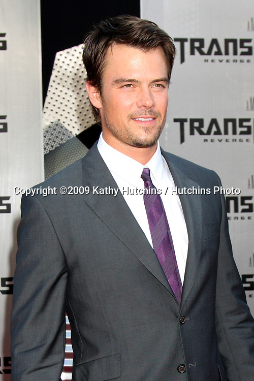 "Josh Duhamel  arriving at the ""Transformers: Revenge of the Fallen"" Premiere at the Mann's Village Theater in Westwood, CA  on June 22, 2009.  .©2009 Kathy Hutchins / Hutchins Photo"