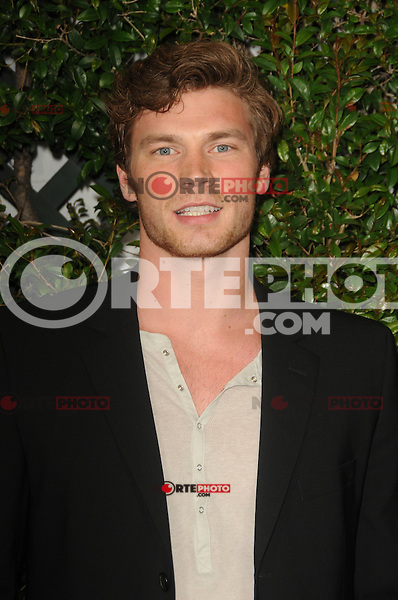 Derek Theler at the ABC Family West Coast Upfronts party at The Sayers Club on May 1, 2012 in Hollywood, California. © mpi35/MediaPunch Inc.