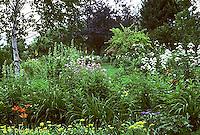 HS47-007a  Flower Garden