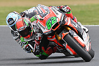 October 27, 2018: Stefano Manzi (ITA) on the No.62 SUTER from Forward Racing Team during the Moto2 practice session three at the 2018 MotoGP of Australia at Phillip Island Grand Prix Circuit, Victoria, Australia. Photo Sydney Low