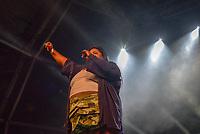 RIO DE JANEIRO, RJ, 28.07.2018 - LULA-LIVRE - Mc carol durante Festival Lula Livre na Lapa, centro do Rio de Janeiro neste sábado, 28.  (Foto: Clever Felix/Brazil Photo Press)