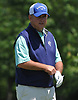 Craig Thomas gets ready to tee off on the 5th Hole of Garden City Country Club during the Polo / Ralph Lauren Metropolitan PGA Head Professional Championship on Wednesday, May 30, 2018.