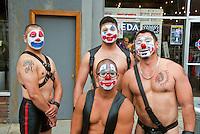 Gay & Lesbian; Gay Pride; Parade; L.A.; Pride Festival; LA Pride 2011; West Hollywood; 41st Annual; Los Angeles CA; Santa Monica; Boulevard; West Hollywood;